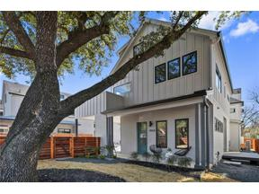 Property for sale at 1105 W 39th 1/2 St  #A, Austin,  Texas 78756