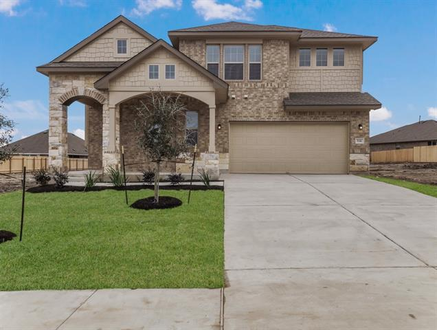 Photo of home for sale at 536 Tanda LN, Hutto TX