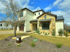 Property for sale at 13000  Spanish Oaks Club Dr  #4, Austin,  Texas 78738