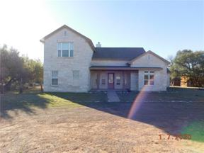 Property for sale at 1655  County Road 1154, Lampasas,  Texas 76550
