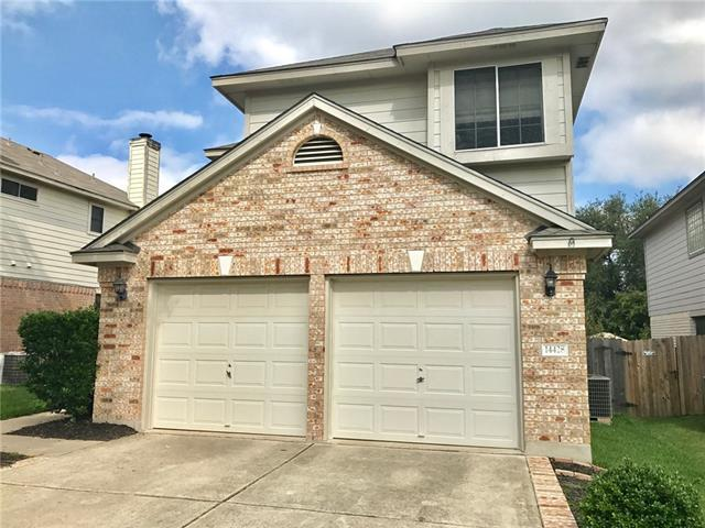 Photo of home for sale at 14428 Lilley Brook CV, Austin TX