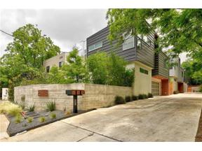 Property for sale at 2312  Enfield Rd, Austin,  Texas 78703