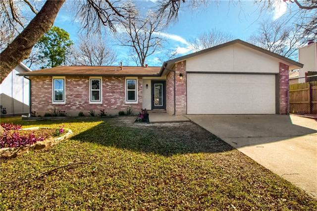 Photo of home for sale at 6503 Woodhue DR, Austin TX