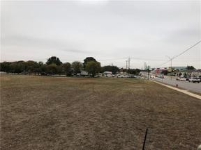 Property for sale at 0  Gattis School Rd, Round Rock,  Texas 78665