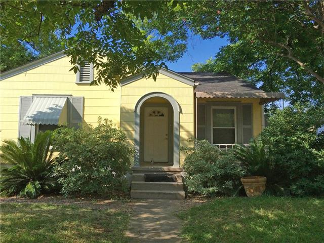 Photo of home for sale at 1007 43rd ST E, Austin TX