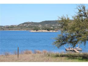 Property for sale at 16308 E Lake Shore Dr, Austin,  Texas 78734