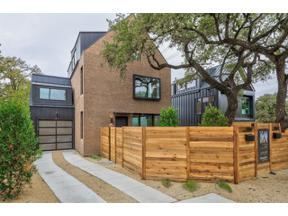 Property for sale at 915  James St, Austin,  Texas 78704