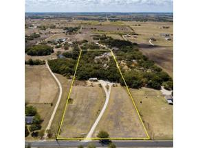 Property for sale at 1354  County Road 130, Hutto,  Texas 78634