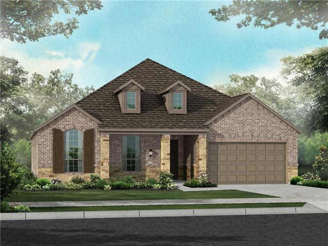 Photo of home for sale at 6748 Calabria DR, Round Rock TX