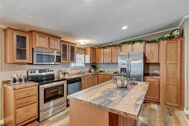 Photo of home for sale at 161 Brianna CIR, Johnson City TX