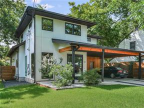 Property for sale at 811  Jessie St, Austin,  Texas 78704