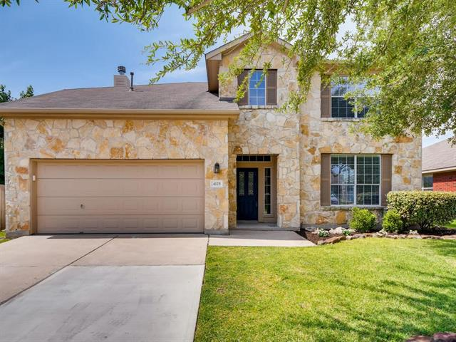 Photo of home for sale at 4125 Lake Edge WAY, Pflugerville TX