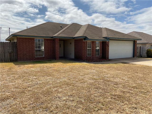 Photo of home for sale at 3412 Crescent DR, Killeen TX