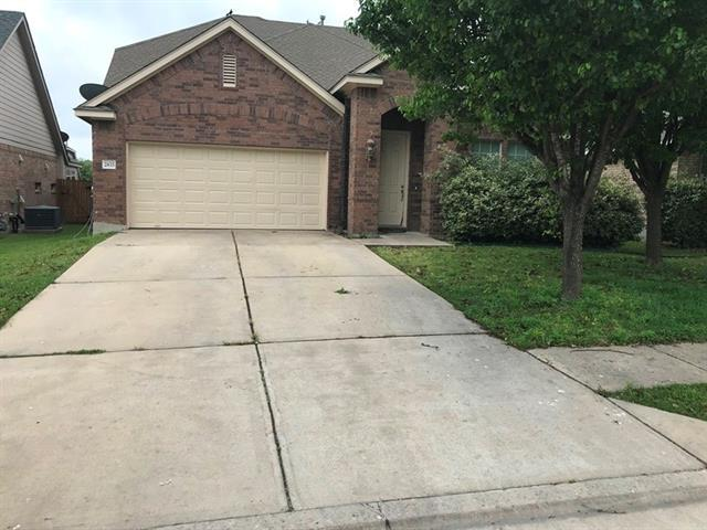Photo of home for sale at 2833 Mission Tejas DR, Pflugerville TX