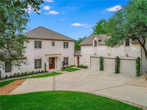 Property for sale at 1847 Westlake Drive, Austin,  Texas 78746