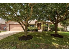 Property for sale at 3616  Taylor Falls Dr, Pflugerville,  Texas 78660