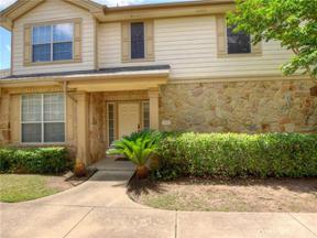 Property for sale at 16100 S Great Oaks Dr  #2001, Round Rock,  Texas 78681