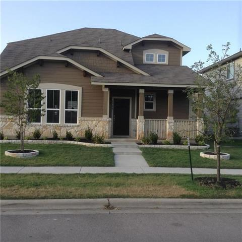 Photo of home for sale at 1708 Willow Vista, Round Rock TX