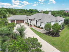 Property for sale at 14601  Canyon Bluff Ct, Austin,  Texas 78734