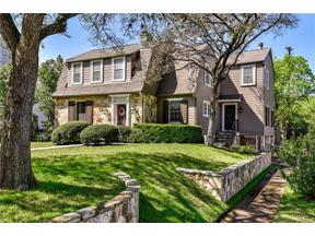 Property for sale at 2428  Jarratt Ave, Austin,  Texas 78703