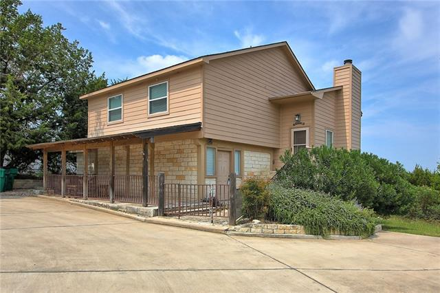 Photo of home for sale at 18800 Kelly DR, Point Venture TX