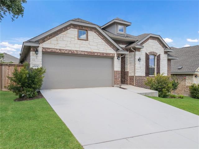 Photo of home for sale at 1108 Horizon View DR, Georgetown TX