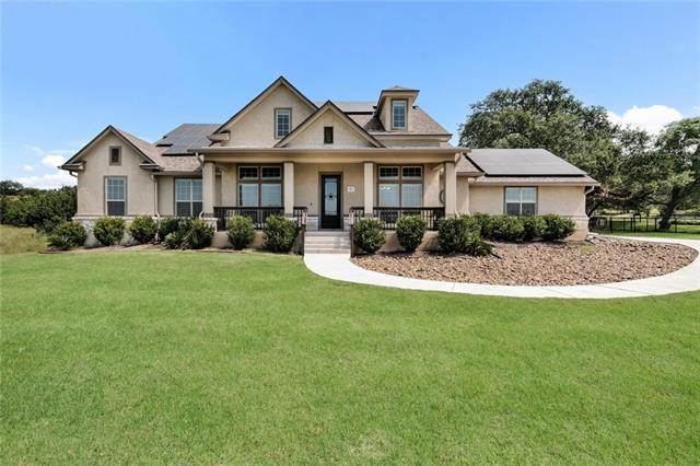 Photo of home for sale at 260 Mystic Shores BLVD, Spring Branch TX