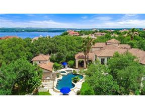 Property for sale at 201  Costa Bella Dr, Austin,  Texas 78734