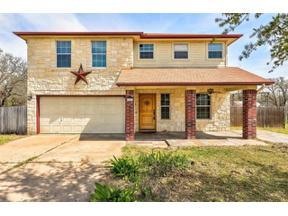Property for sale at 109  Hay Meadow Rd, Cedar Creek,  Texas 78612