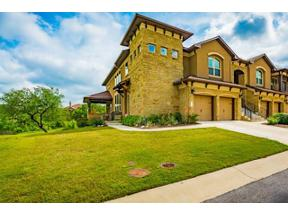 Property for sale at 401  Bellagio Dr  #24C, Austin,  Texas 78734