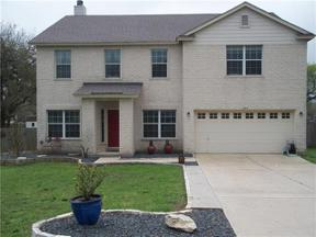 Property for sale at 599  Bella Vista Cir, Kyle,  Texas 78640