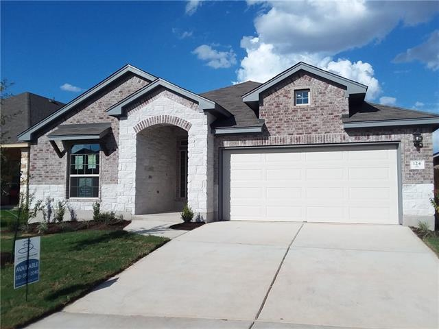 Photo of home for sale at 124 Sawtooth DR, San Marcos TX