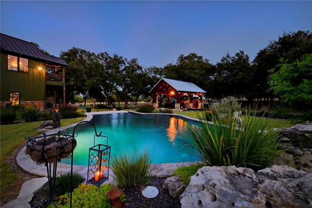 Photo of home for sale at 440 Spring Creek Road, Blanco TX