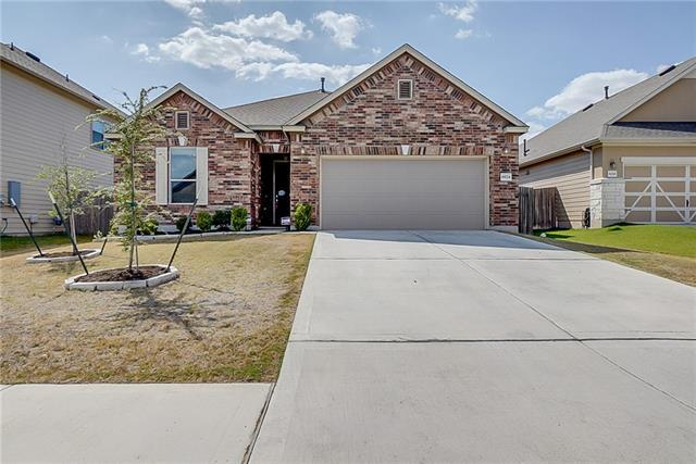 Photo of home for sale at 6124 Mantalcino DR, Round Rock TX