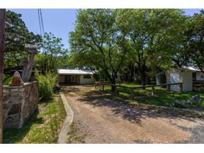 Property for sale at 1207  Overlook Cir, Spicewood,  Texas 78669