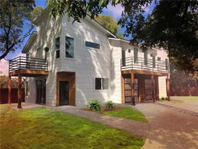 Property for sale at 1112  Walton Ln  #B, Austin,  Texas 78721