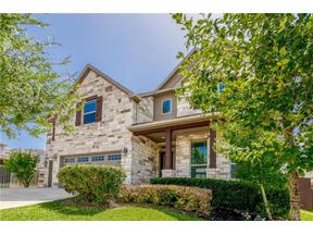 Property for sale at 4517  MIRAVAL Loop, Round Rock,  Texas 78665