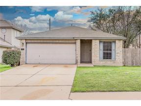 Property for sale at 1813  Taron Cv, Round Rock,  Texas 78681