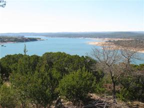 Property for sale at 0  Country Club Dr, Lago Vista,  Texas 78645