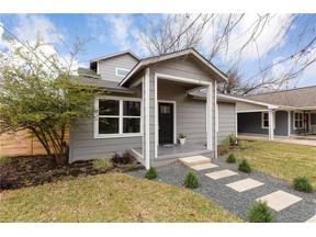 Property for sale at 5015  Martin Ave, Austin,  Texas 78751