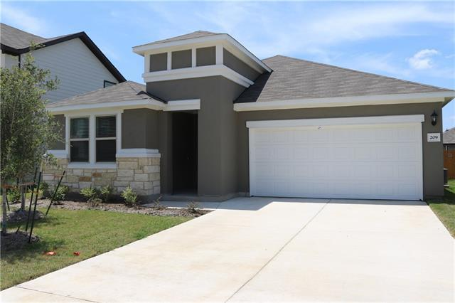 Photo of home for sale at 209 Magna Lane, Liberty Hill TX