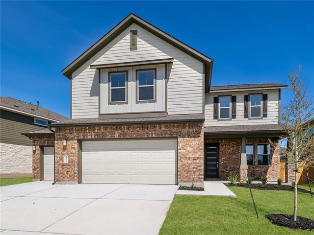 Photo of home for sale at 108 Skylark Ln, Hutto TX