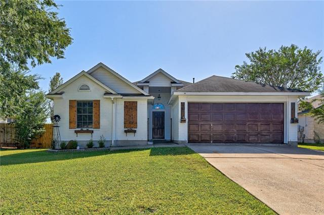 Photo of home for sale at 110 Twilight WAY, Hutto TX