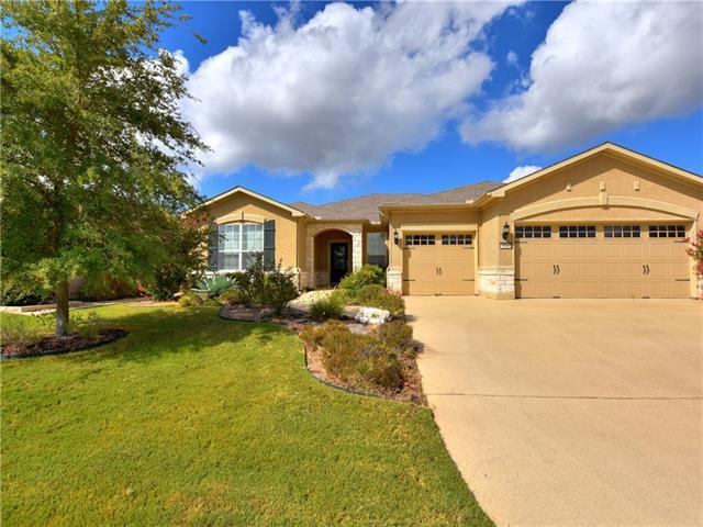 Photo of home for sale at 114 Davis Mountain CIR, Georgetown TX