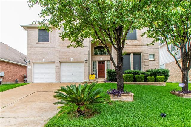 Photo of home for sale at 3718 Geese RTE, Round Rock TX