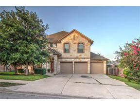 Property for sale at 4219  Adagio Pl, Round Rock,  Texas 78681