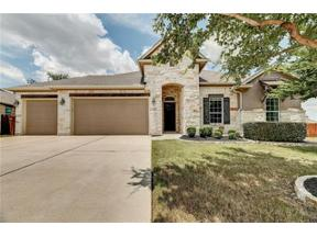Property for sale at 173  Dry Run Cir, Austin,  Texas 78737