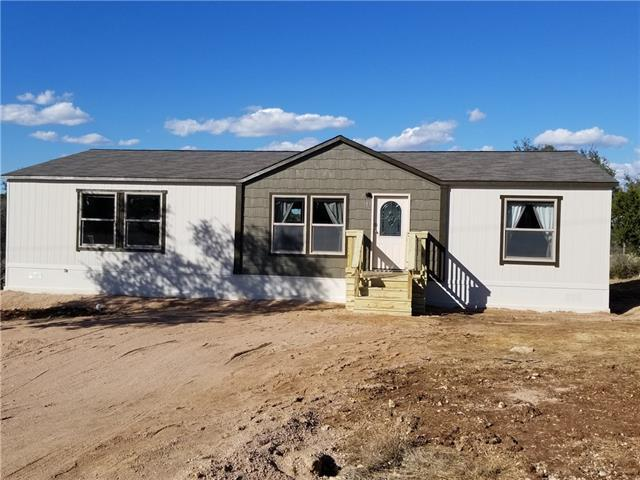 Photo of home for sale at 141 Brianna CIR, Johnson City TX