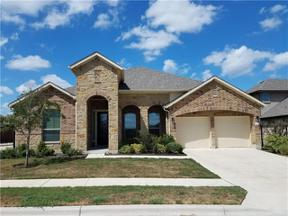 Property for sale at 18400  Orvieto Dr, Pflugerville,  Texas 78660