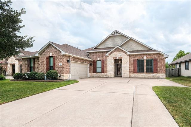 Photo of home for sale at 713 Willow Walk DR, Pflugerville TX